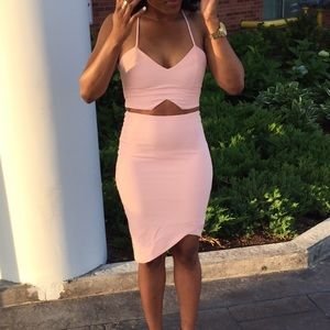 House of CB Two Piece Set
